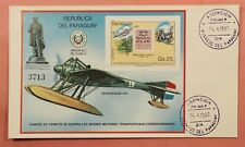 1980 PARAGUAY FDC SIR ROWLAND HILL S/S