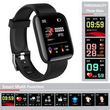 Smart Watch Men Blood Pressure Women Heart Rate Monitor Fitness Tracker Bracelet