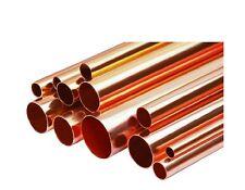 1 12 Diameter Type L Copper Pipetube X 1 Length