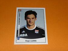 214 HUGO LLORIS OLYMPIQUE LYON OL GERLAND PANINI FOOT 2011 FOOTBALL 2010-2011