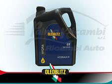 182Z5019 OLIO IDRAULICO OLEOBLITZ HYDRA 68 5 LT