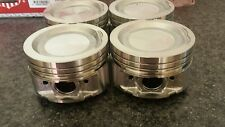 DNJ Toyota 22RET Turbo Pistons Rings Celica 22R 22RE Truck Pickup 4Runner 92mm