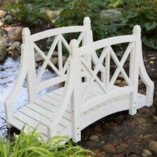 Garden Bridge (4 ft.) (White)