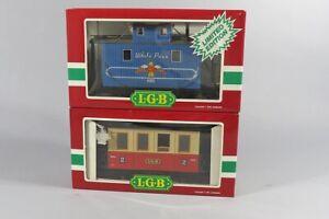 T 81226 Zwei LGB Wagen