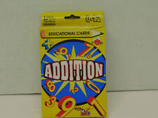 52 Educational Card Addition 0 -12
