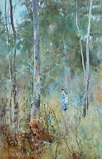 "Frederick McCubbin "" Lost Child ""  Heidelberg School, Australian Art."