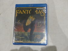 LOUIS FEUILLADE'S FANTOMAS BLU-RAY NEW