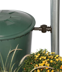 SPEEDY Regensammler DN 70-100 Regenwasser Regentank Regentonne