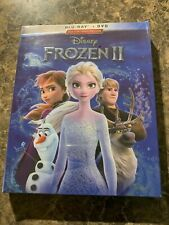 FROZEN II 2 DISNEY - BLU RAY / DVD - BRAND NEW