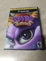 Spyro Enter The Dragonfly Nintendo GameCube Universal Interactive