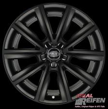 Original Audi A1 S1 8X 17 Zoll Alufelgen 8X0601025AL 7,5x17 ET36 Schwarz matt