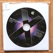 APPLE MACINTOSH • INSTALLATION • OSX 10.5 • CPU DROP-IN DVD • 2Z691-6040-A