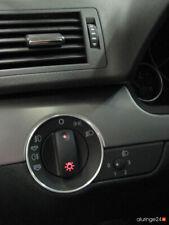 AUDI A4 8E/8H B6/B7 Cabrio Aluring Alu Lichtschalter RS4 S-LINE