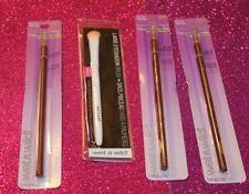 LOT/4 Wet N Wild Creme Lip Pencils C717 Berry Red +Large Eyeshadow Brush