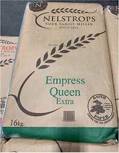 Nelstrops Extra Strong Flour (Empress Queen) - 16kg sack