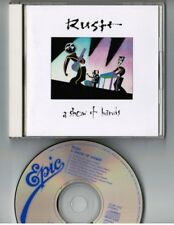 RUSH A Show Of Hands JAPAN CD 1988 1st issue 25.8P-5162 w/24p BOOKLET  No OBI