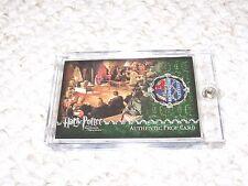 Harry Potter Prisoner of Azkaban Authentic Prop Divination 62/930 Rare