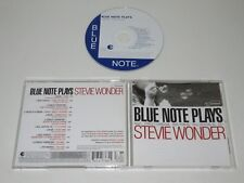 Stevie Wonder/Blue Note Plays ( Emi 7243 5 77368 2 4) CD Album