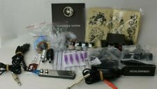 Wormhole Tattoo Kit 2 Machine w. Power Supply Needles Ink etc