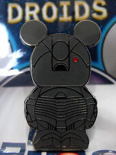 New Disney Star Wars Droids Vinylmation Jr #9 Super Battle Droid Mystery Pin DR