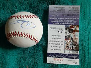 Boston Red Sox's Chris Sale  autographed Major  League baseball JSA Certified **