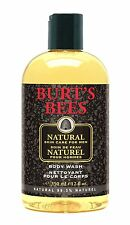 12oz Burt's Bees Men's Body Wash Natural Skin Care Cleansing w/ Sunflower Oil
