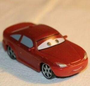 Disney Pixar Cars Bob Cutless Reporter Color Changer Farbwechsler selten #0478