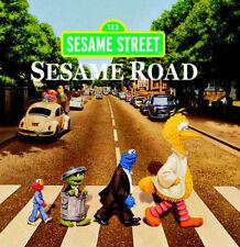 SESAME STREET Sesame Road CD BRAND NEW ABC For Kids
