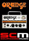 MT20 Orange Micro Terror Amplifier 20W Hybrid Guitar Amp Head  for sale