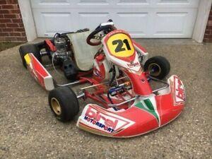 Birel TAG RacingKart w/ Leopard/IAME MY09 Engine AIM & GPS