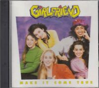 Girlfriend Make It Come True CD Synth Pop Electronic FASTPOST