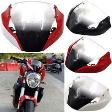 MOTO FOR BENELLI 502C WINDSHIELD FRONT WINDSCREEN METER VISOR FAIRINGS COVER