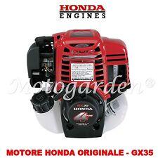 Motore Honda GX35 a benzina 4 tempi per riparare decespugliatori