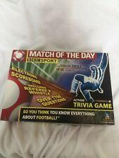 Match del día-acción marcador Trivia Quiz Juego electrónico-BBC Sport