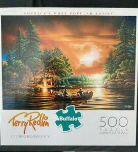 Buffalo Games - Terry Redlin - Evening Rendezvous - 500 Piece Jigsaw Puzzle