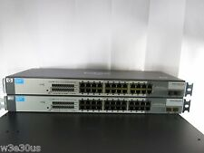HP ProCurve 1400-24G J9078A 24-Ports 10/100/1000 GbE L2 Switch J9078-60001