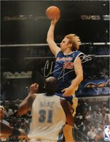 Chris Kaman Signed Autographed 16x20 Photo Los Angeles Clippers Shooting Dunk