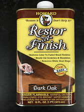 Howard Restor-A-Finish Dark Oak