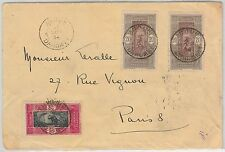 French Colonies: Dahomey -  POSTAL HISTORY - COVER to FRANCE 1934