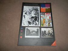 Bloomsbury Auctions Printed Books Photographs Drawings Prints 2007 Oz magazine