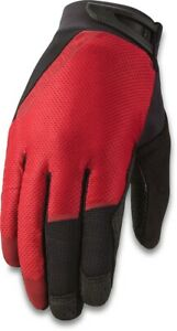 Dakine Boundary Cycling Bike Gloves, Men's Large, Deep Red New 2021