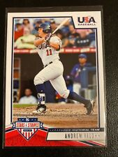 ANDREW VAUGHN 2019 Stars & Stripes USA Baseball Chcicago White Sox