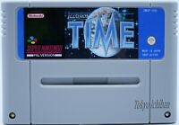 Super Nintendo SNES - Illusion Of Time - Pal Fr / Reproduction