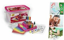 Fabulous Art Kit, Amazon Exclusive, Art Supplies, Over 100 Piece, Gift for