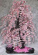20 seeds sakura flower Potted plant Landscape Home Garden bonsai tree