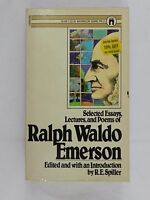 1st Pocket Edition 1965 Ralph Waldo Emerson Selected Essays Lectures & Poems