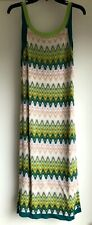 Missoni for Target wave striped dress and wrap - size M (AU 8-10)