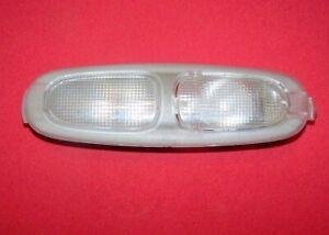2002-2009 GMC Envoy XL Chevrolet Trailblazer Overhead Dome Map Lights Lamp