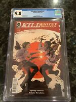 KILL WHITEY DONOVAN #1 CGC 9.8  HOT NEW DARK HORSE SERIES MOVIE OPTIONED
