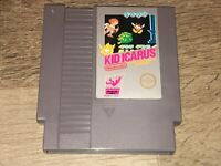Kid Icarus Nintendo Nes Cleaned & Tested Authentic